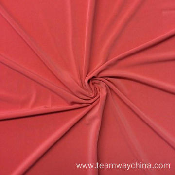 High Stretch Recycle Polyester Knit Fabric
